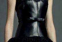 Deri Giyim - Leather Clothing
