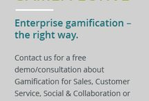 Gamification Worl Map