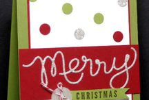 Christmas Cards, Tags, and Bags