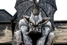 GARGOYLES.....LOVE them!!