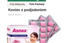 Asnax w sieci / Asnax w internecie czyli ciekawostki, Informacje i artykuły, które warto zobaczyć :)
