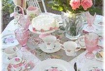 M's tea party