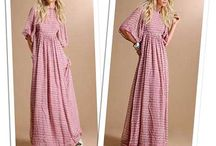 The Maxi Dress Obsession