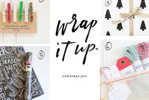 Wrapping & Tags / by Annie R