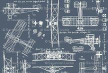 Planos de aviones