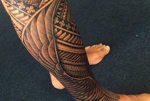 Polynesian Tatts
