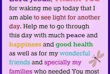 Good morning prayer