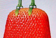 strawberries, citrus and cacti