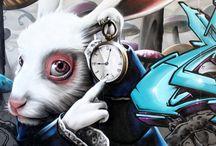 Graffiti Puppets / street art