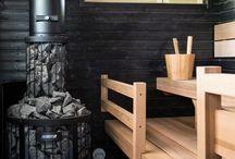 : sauna :