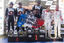 Sébastien Ogier claimed 3rd FIA World Rally Championship title / Ogier won the final seven speed tests of the three-day gravel road event in New South Wales to climb from fourth to first and defeat Volkswagen Polo R team-mate Jari-Matti Latvala by 12.3sec. Kris Meeke finished third, a further 20.3sec behind.