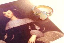 ジュエリーリフォーム【とみた宝飾/ジュエリーデザイナー富田麻由】 / とみた宝飾で思い出のジュエリーを新しく、素敵にリフォームさせていただいた作品をご紹介します。