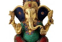 Lord Ganesha Decorative Statues