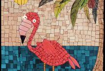 Mosaicos em Papel