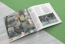Square Magazine Mock-Ups