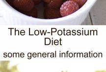 Low Potassium