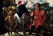 Wolf Huber (1485- Passavia1553)