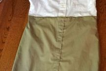 Refasion/klær diy