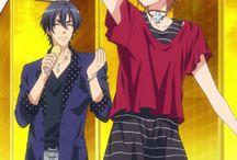 Anime I watch
