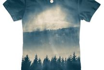 Hudolin's T-shirts / Selection of best T-shirts with my pictures