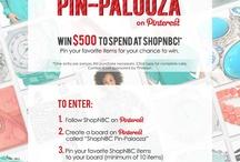 Shop NBC Pin -Palooza / by Louise Rogers