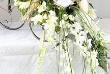Aranjamente pentru prezidiu. Wedding centerpieces