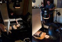 Photo Ideas:  Studio Setups