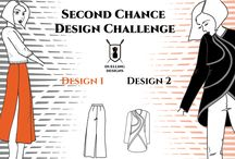 Duelling Designs: Second Chance Design Challenge / Photos from the Second Chance Design Challenge on the Duelling Designs blog