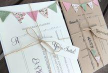 Wedding Invitations & Save the Dates / Wedding invitations & save the dates