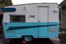 Vintage Shasta Camper Restoration