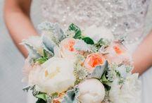 Wedding bouquet-Bräutsträuße