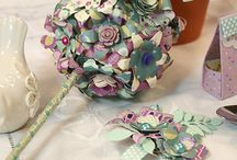 Trends - Floral / Beautiful floral craft projects