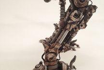 Mechanical  stuff