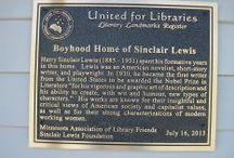 Literary Landmarks