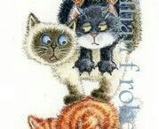 Милые котики