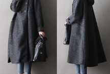 Coat long winterjj