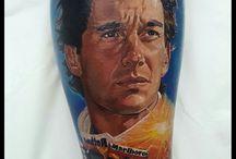 Ayrton Senna number #1
