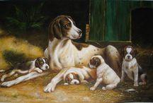 Dogs in Art
