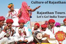 Culture of Rajasthan / Read blog on Culture of Rajasthan  http://letsgoindiatours.blogspot.com/2016/03/culture-of-rajasthan.html