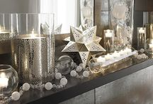 Dream of a White Christmas / Make your home into a magical Winter Woodland this Christmas