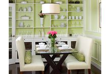 Dining Room & Kitchen Decor