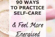 Self care / Self care