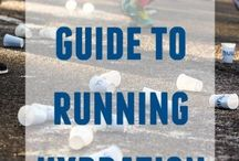 Fueling + hydration / How to fuel and hydrate on your your runs.  + before and after workouts.
