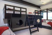 Bunk beds / Creative Woodworks Inc bunkbeds