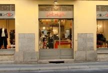 abbigliamento e fascino per le vie di Milano