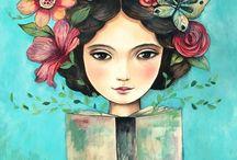 Claudia Tremblay, illustrations{Canada}