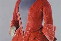 Clothing: 18th century Jackets / by Kate {Beatriz Aluares}