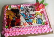 Bánh sinh nhật siêu nhân in ảnh đẹp