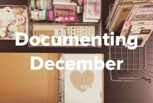 Document Life :: December daily / by Imene Said Kouidri