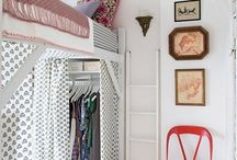 Small apartment space hacks